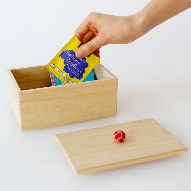 京指物の茶箱