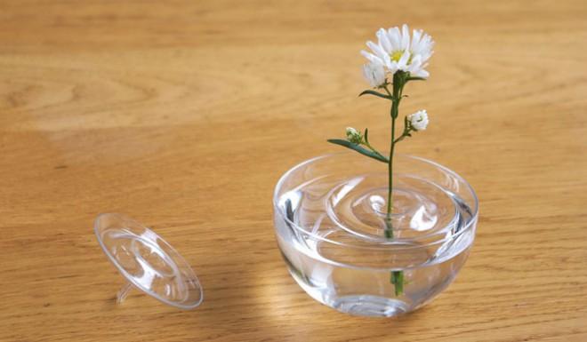 Floating Vase / RIPPLE(フローティングベースリプル)