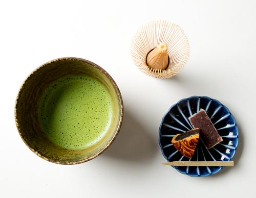 森半 抹茶