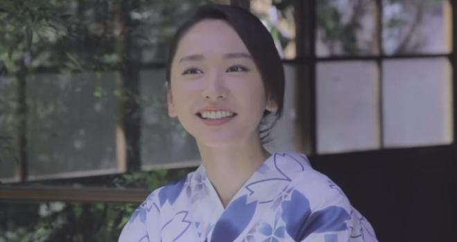 新垣結衣×アサヒ飲料「十六茶」猫篇