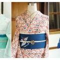 【夏着物】単衣や薄物に合わせるおすすめの帯と小物とは?