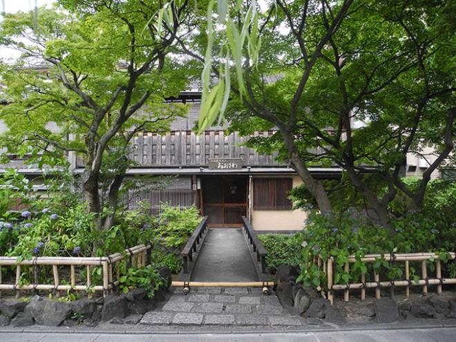 パスザバトン京都祇園