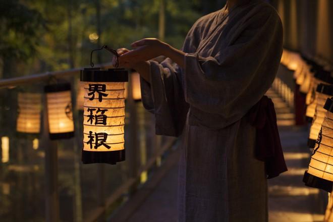 界箱根_小田原提灯ライトアップ-1