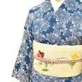 単衣の着物を涼しげに見せる!半襟や帯などの単衣コーディネートをご紹介♪
