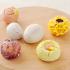 こんな可愛い和菓子が自分でも作れるようになる!?テレビで話題沸騰のユイミコをご紹介!