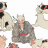 可愛い猫がたくさん♡「いつだって猫展」が巡回決定!2016年は愛媛・2017年は京都での開催へ♪