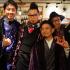 【原宿】オシャレでカッコいいメンズ着物がたくさん!ROBE JAPONICA1周年パーティーに参加